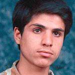 شهید محمدرضا احمدی قمشانی