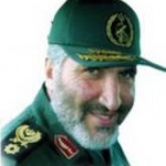 شهیداحمد کاظمی فرمانده لشکر ۸ نجف اشرف